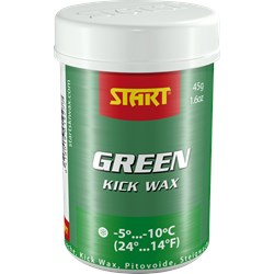 Kick Wax Green