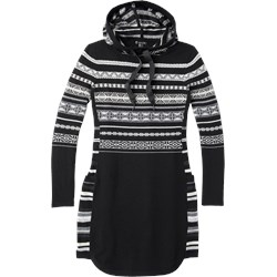 Alpine Lodge Pattern Dress Women